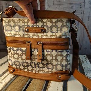 Rosetti purse handbag bag carry travel shoulder ca
